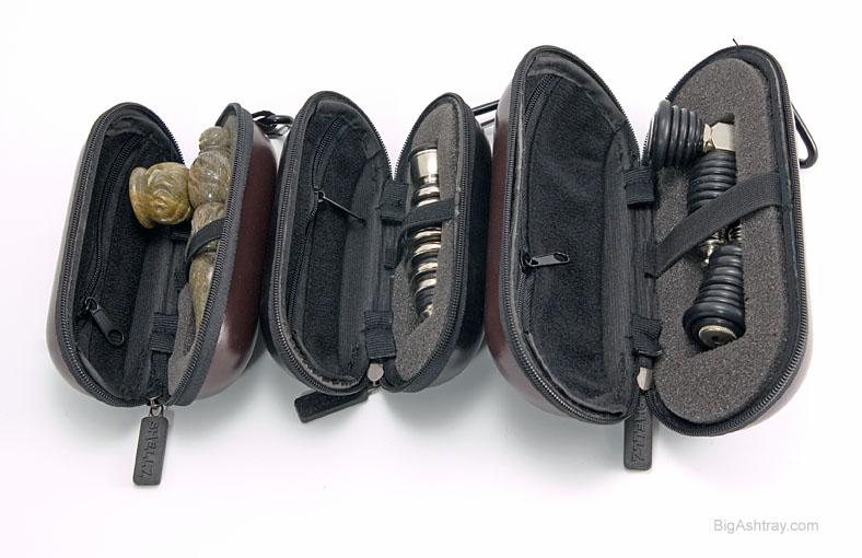 portable paraphernalia carrier padded hard case shellz big ashtray. Black Bedroom Furniture Sets. Home Design Ideas