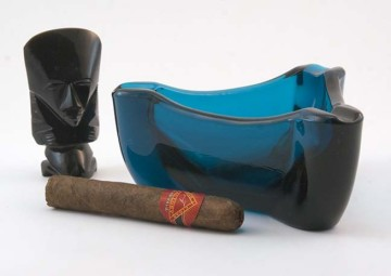 vintage cigar ashtrays